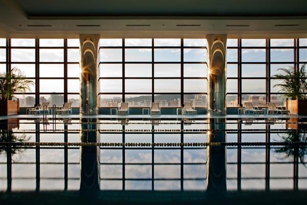 新竹 國賓大飯店_游泳池_游泳池