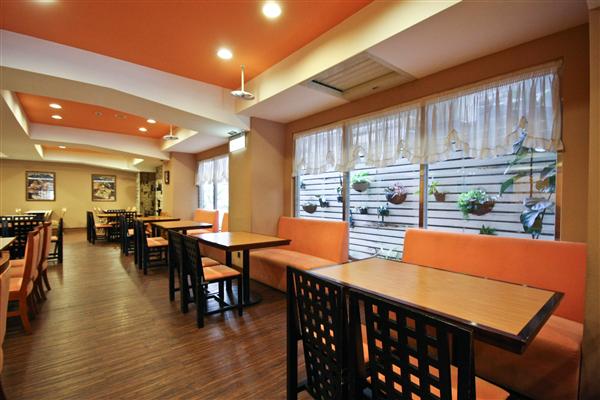台中 桔子商旅【公園店】_餐廳_餐廳