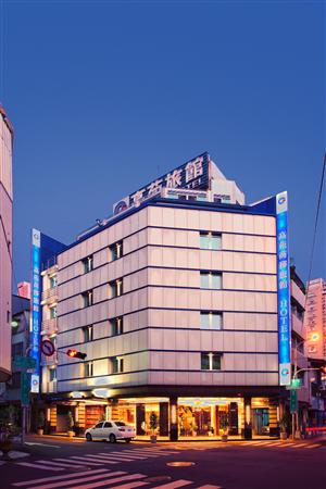 台中 高苑商務旅館【中山店】_酒店外觀_酒店外觀