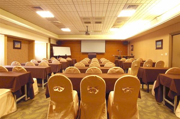 台中  F HOTEL 麗加園邸_會議室_會議室