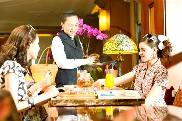 台中 鼎隆國際商旅_餐廳_餐廳