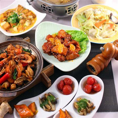 台中 統一渡假村-谷關溫泉養生會館_中餐廳_中餐廳