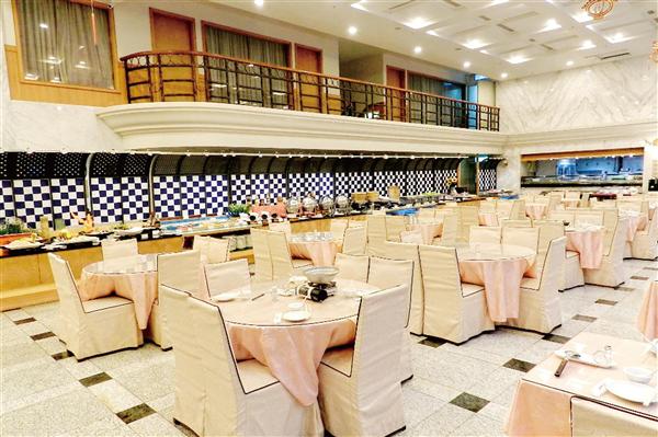 台中 統一渡假村-谷關溫泉養生會館_宴會廳_宴會廳