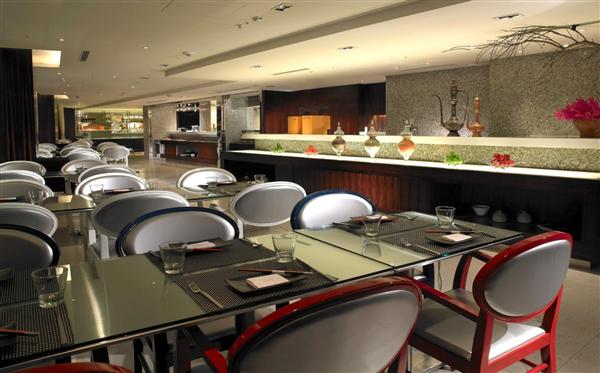 台中 亞緻大飯店_餐廳_IN Restaurant