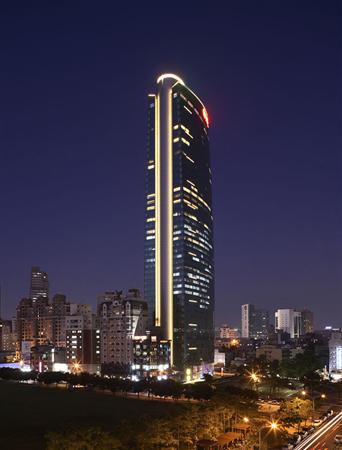 台中 亞緻大飯店_酒店外觀_酒店外觀
