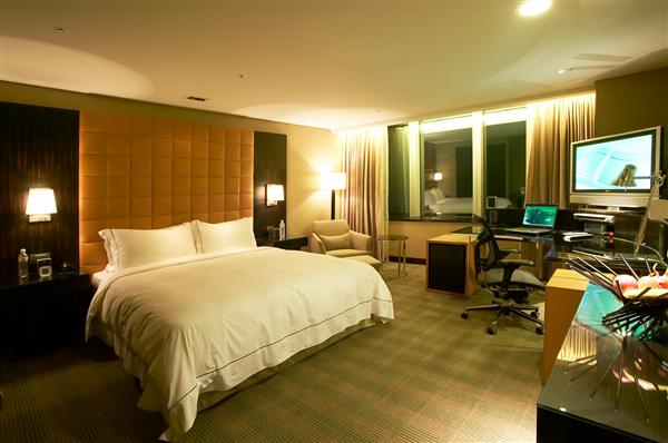 台中 亞緻大飯店_客房_標準客房