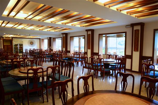 南投溪頭 孟宗山莊大飯店_餐廳_餐廳