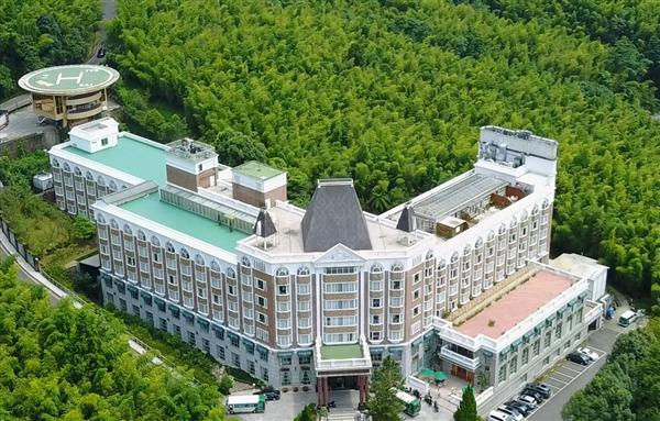 南投溪頭 米堤大飯店_酒店外觀_酒店外觀