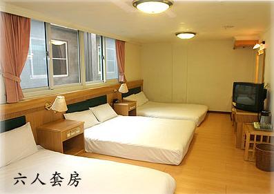嘉義阿里山高山青大飯店_客房_六人房