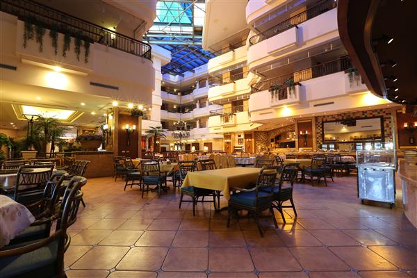 台南 維悅酒店_餐廳_餐廳