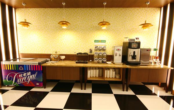 高雄 康橋大飯店【七賢館】_餐廳_餐廳