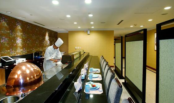 高雄 君鴻國際酒店_日本餐廳_日本餐廳