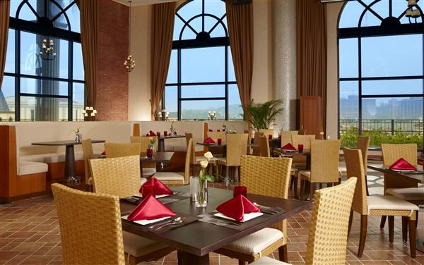 高雄 義大皇家酒店_餐廳_餐廳