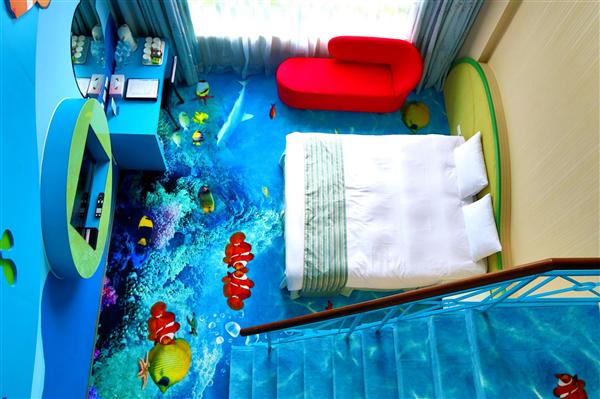 墾丁 統一渡假村海洋體驗樂園_酒店內部_酒店內部