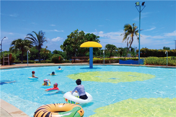 墾丁 統一渡假村海洋體驗樂園_游泳池_兒童戲水池