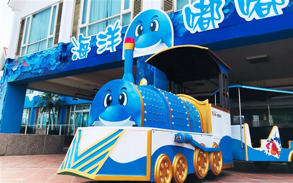 墾丁 統一渡假村海洋體驗樂園_娛樂設施_娛樂設施-海洋嘟嘟車