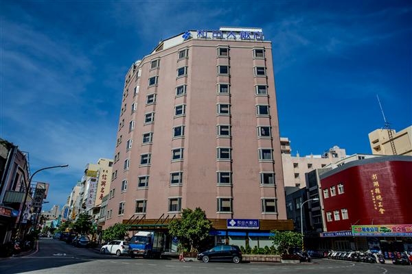 澎湖 和田大飯店_酒店外觀_酒店外觀