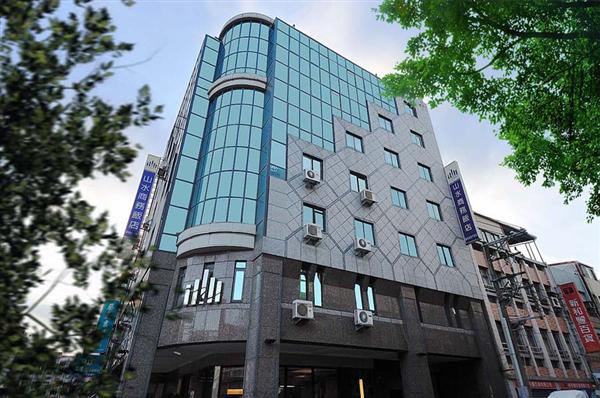 宜蘭羅東 山水商務飯店_酒店外觀_酒店外觀
