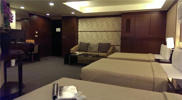 宜蘭羅東 山水商務飯店_客房_客房