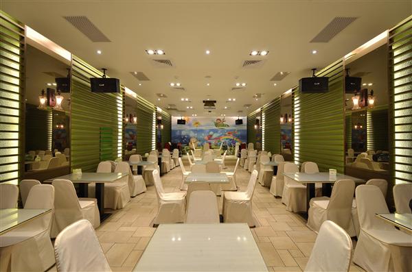 宜蘭礁溪 美嘉美大飯店_餐廳_餐廳