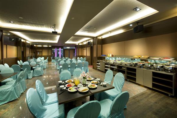 宜蘭 富翔大飯店_餐廳_菁英早餐廳