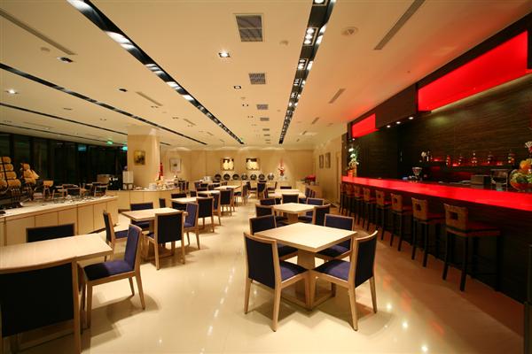 宜蘭礁溪 冠翔世紀溫泉會館_餐廳_朝日餐廳