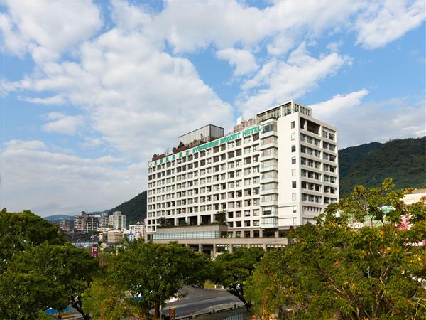 宜蘭礁溪 長榮鳳凰酒店_酒店外觀_酒店外觀