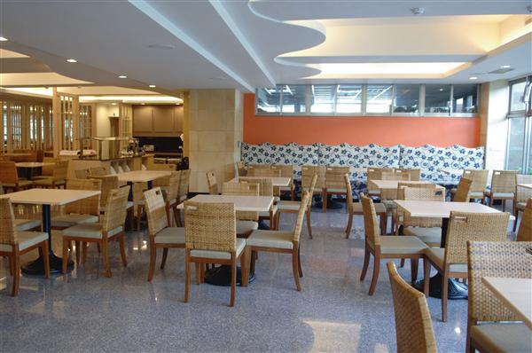花蓮吉安碧海藍天飯店_餐廳_餐廳