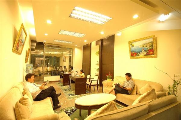 花蓮 麗格休閒飯店_商務中心_商務中心