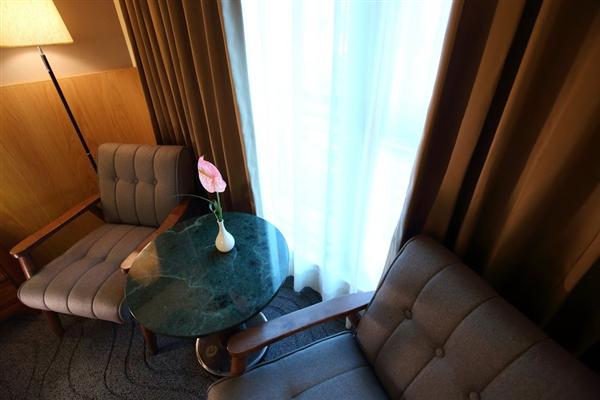 花蓮 藍天麗池飯店_客房_經典雙人房(二小床)