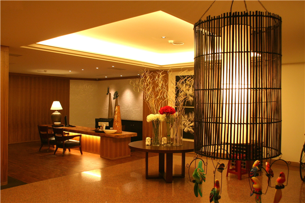 台東 峇里商旅酒店_大廳_大廳