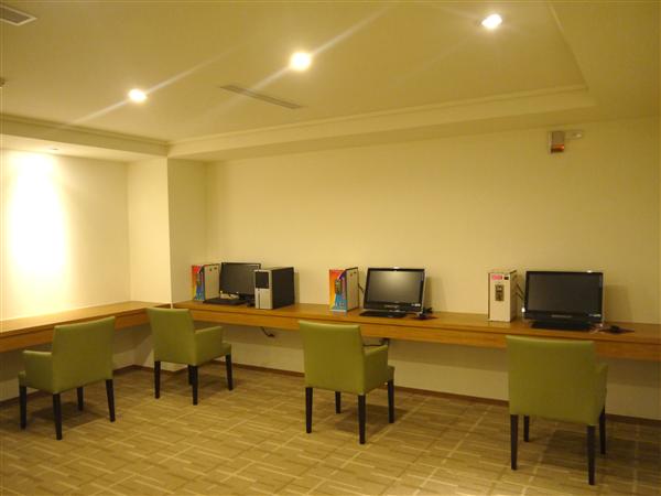 台東 峇里商旅酒店_商務中心_商務中心