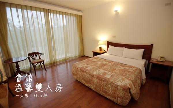 台東知本 東遊季溫泉度假村_客房_會館溫馨雙人房