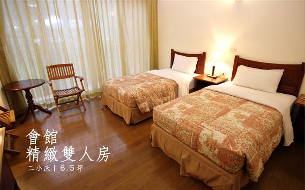 台東知本 東遊季溫泉度假村_客房_會館精緻雙人房
