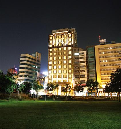 台北 神旺商務酒店_酒店外觀_酒店外觀