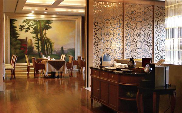台北 神旺商務酒店_餐廳_餐廳