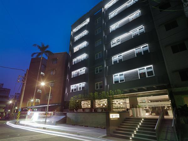 台北 丹迪旅店【天母店】_酒店外觀_酒店外觀