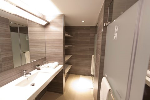 台北 丹迪旅店【天母店】_客房_精緻客房衛浴設備