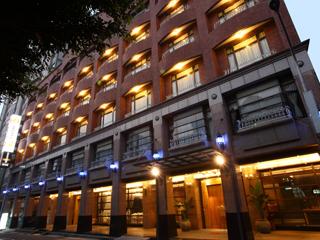 新竹日月光大飯店【都會館】_酒店外觀_酒店外觀