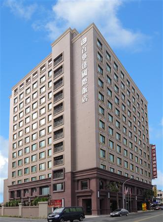花蓮百事達國際飯店_酒店外觀_酒店外觀