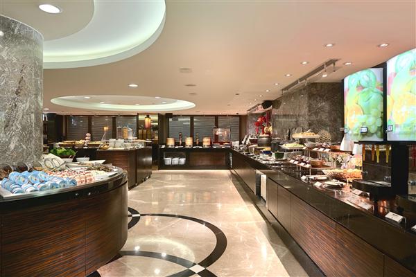 台北 華國大飯店_餐廳_帝國會館 自助式早餐