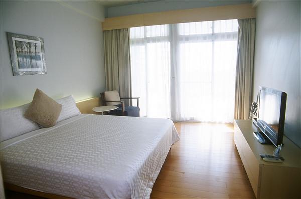 宜蘭若輕新人文度假旅館_客房_波鏡雙人房