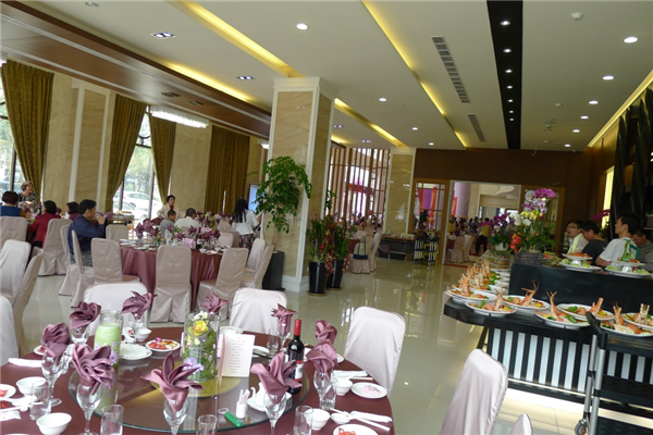 嘉義 皇品國際酒店_餐廳_餐廳