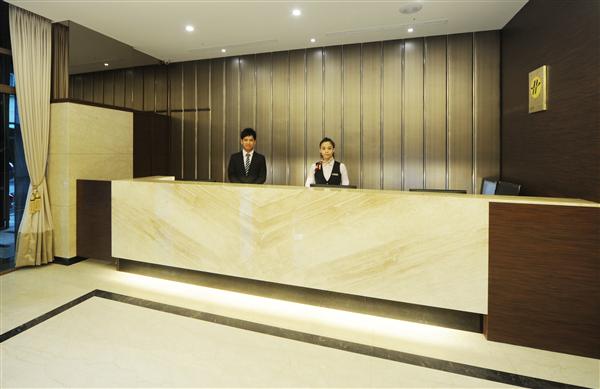 花蓮  F HOTEL【花蓮站前館】_大廳_大廳