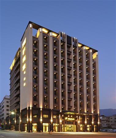 花蓮  F HOTEL【花蓮站前館】_酒店外觀_酒店外觀