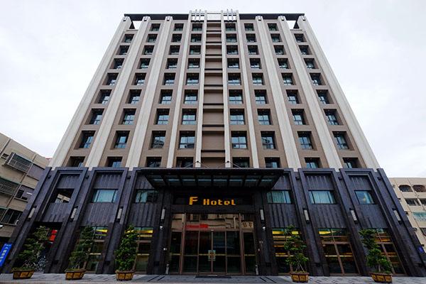 花蓮  F HOTEL【花蓮站前館】_環境_環境
