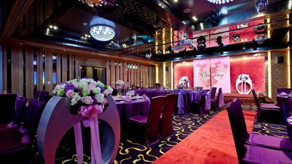 台中 星享道酒店_餐廳_珍鑽國際宴會廳