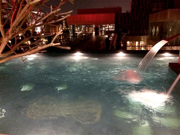 台中 星享道酒店_游泳池_游泳池