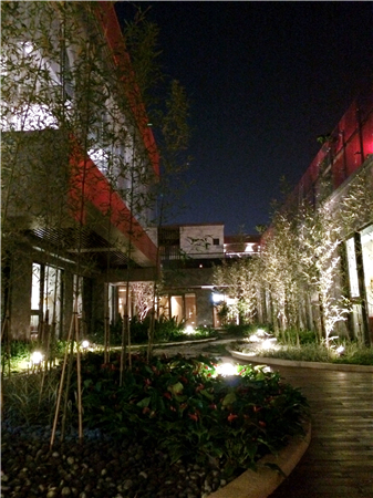 台中 星享道酒店_花園_空中花園