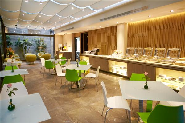 台北 昰美精品飯店 _餐廳_餐廳